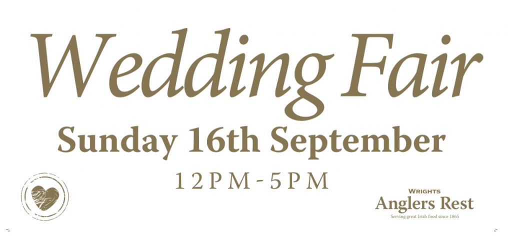 Wedding Fair Anglers Rest Dublin September