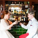 Real weddings at Anglers Rest