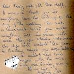 Wedding testimonial