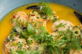prawns and crab claws 3